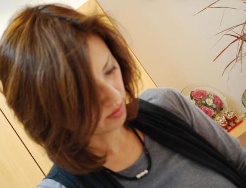 Chihiro Sugimoto 「一期一会、ご来店いただいたお客様との出会いに感謝! 休日はかなりのオフモードですが、見かけた方は声かけてくださいね。」